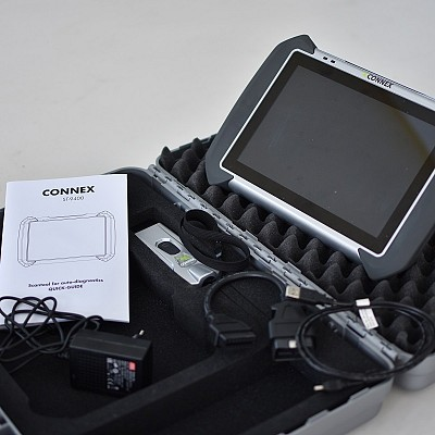 CONNEX BLUETOOTH DIAGNOSTIKA