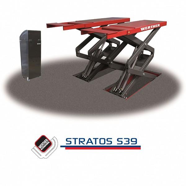 DVIGALO ŠKARJASTO STRATOS S39 4T