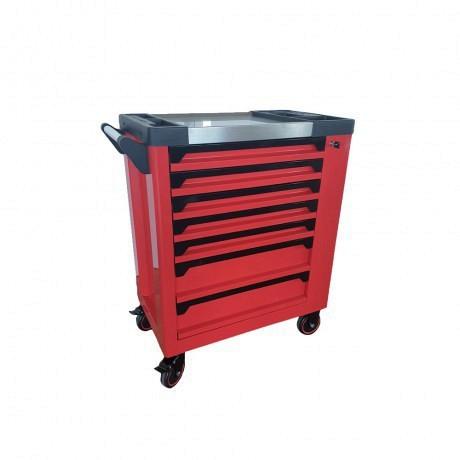 Weber Tools Deluxe voziček za orodje, napolnjen s 149 kosi